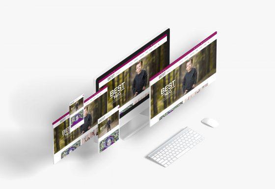 Bestkids Web Site Tasarımı