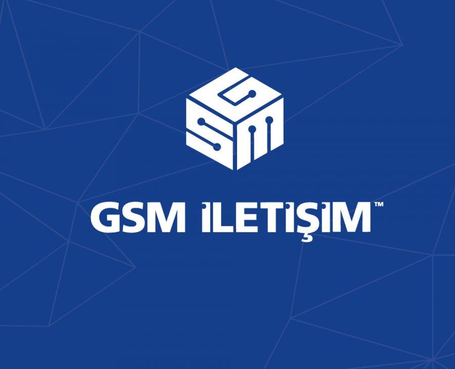 Gsm İletişim Logo ve Kurumsal Kimlik Çalışması