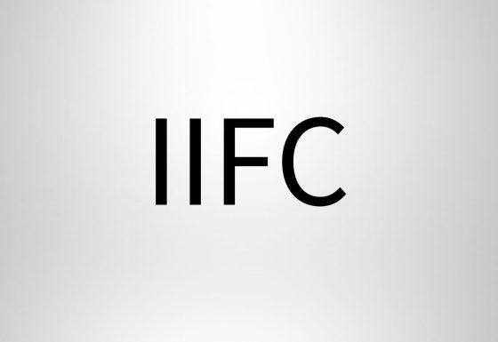 IIFC Web Site Tasarımı