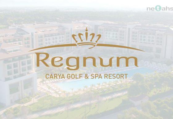Netahsilat Regnum Hotels Tanıtım & Röportaj Çekimi