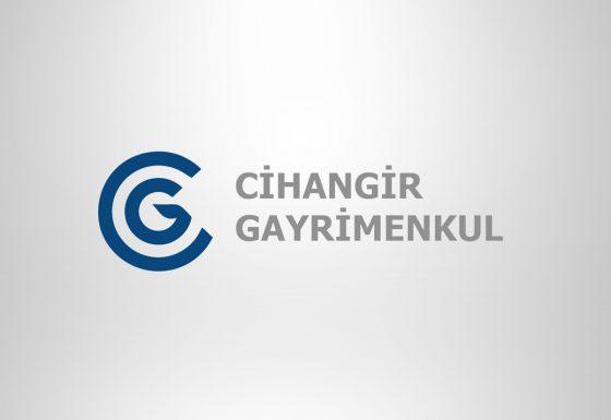 Cihangir Gayrimenkul Logo Tasarım